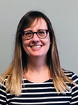 Stephanie Swart, a member of the Buffalo Reef Task Force Steering Committee.