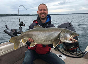 DNR - 2019 lake trout regulations to change in Grand