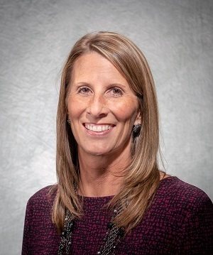 head and shoulders view of Shannon Hanna, named Michigan DNR natural resources deputy director
