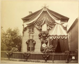 Grant's Detroit Home 1885