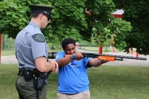 Firearm safety - field day