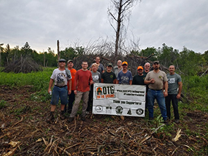 MUCC On the Ground volunteer group