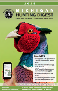 2019 Hunting Digest Cover