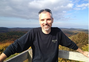 Brad Garmon, the new director of Michigan's Office of Outdoor Recreation Industry