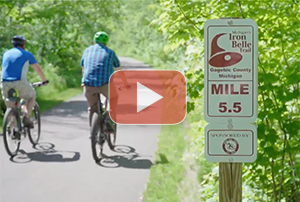 Iron Belle Trail video play button