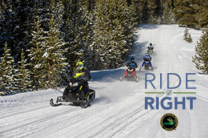 Snowmobile-Ride Right