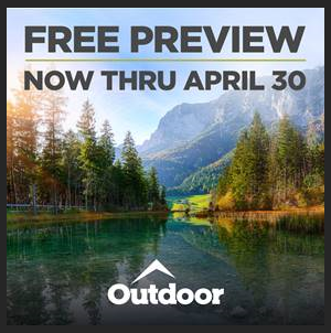 Outdoor Channel free preview graphic