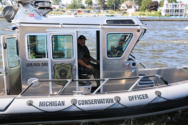 CO marine patrol