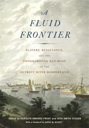Cover of the book, A Fluid Frontier