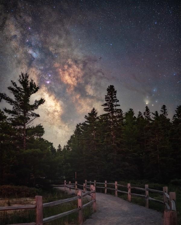 starry walk