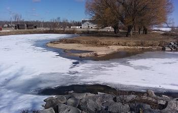 West Houghton Lake and South Houghton Lake