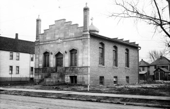 highland park mosque