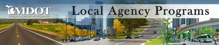 Local Agency Program Banner