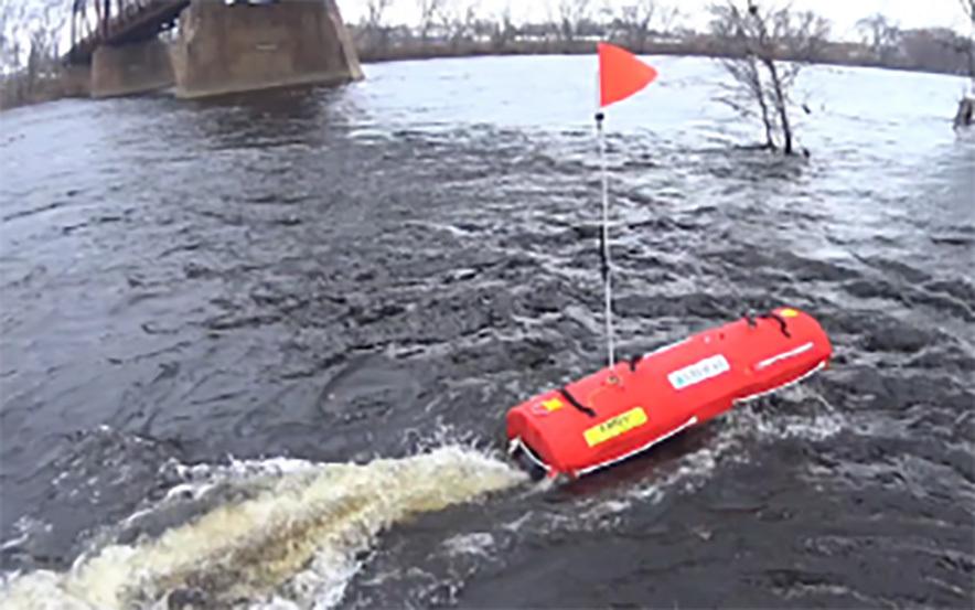 Drone boat 1