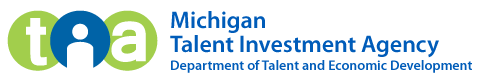 Talent Investment Agency Logo