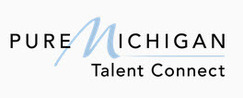 Pure Michigan Talent Connect Logo