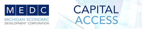 michigan economic development corporation capital access