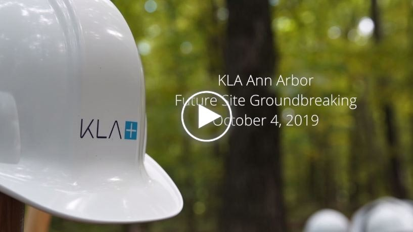 KLA Ann Arbor Groundbreaking video