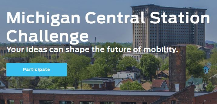 City:One Michigan Central Station Challenge