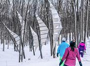 Michigan Legacy Art Park Showcases Art, Culture, Nature and History