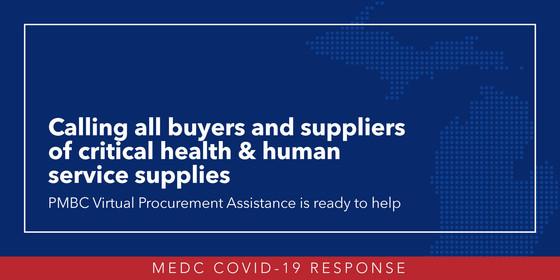 PMBC online procurement platform