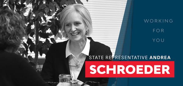 Rep. Schroeder
