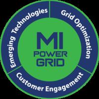 MI Power Grid emblem