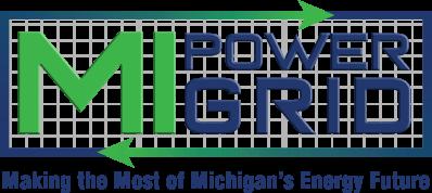 MI Power Grid logo