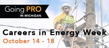 Careers in Energy Week is Oct. 14-18.