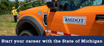 Start your career with the State of Michigan
