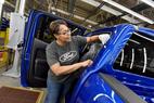 Trunita Hawkins, Ford Motor Company employee
