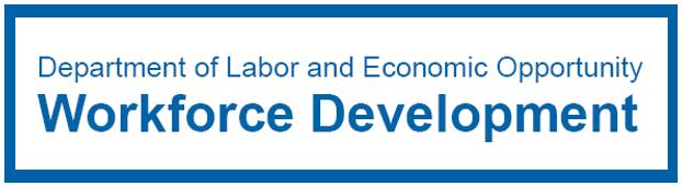 Workforce Development Agency Banner