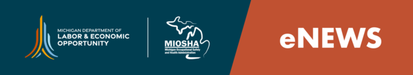 MIOSHA eNEWS banner