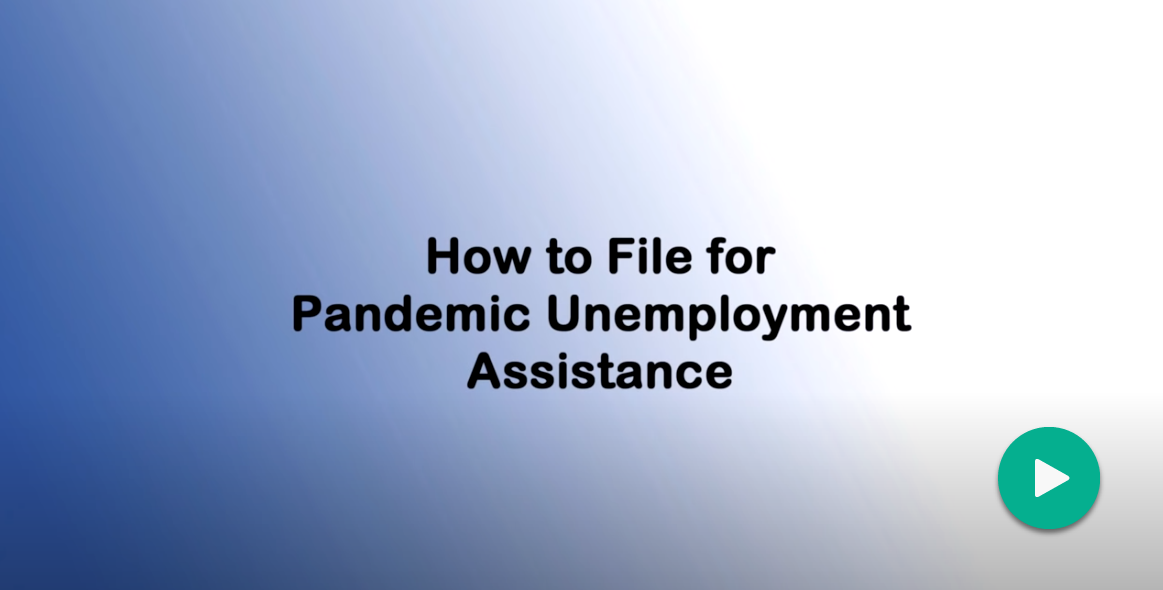 How to file for Pandemic Unemployment Assistance (PUA)