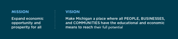 LEO Mission and Vision. Visit Michigan.gov/LEO to learn more.