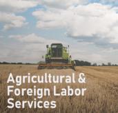 Agricultural and Foreign Labor Services graphic image