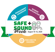 Safe+Sound Core Elements Logo
