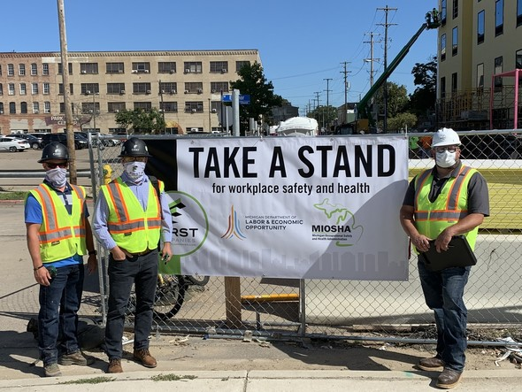 Take A Stand Day 2020