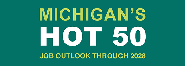 Hot 50 Jobs graphic image