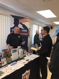 Photo of Veterans' Career Advisors
