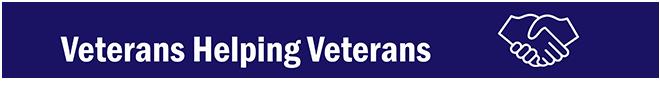 Veterans Helping Veterans banner