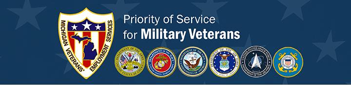 Veterans' Employment Services graphic image