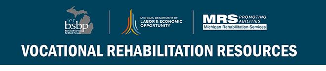 Vocational Rehabilitation Resources