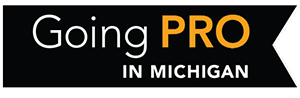 Going PRO In Michigan graphic image