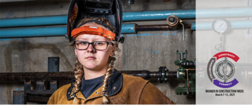 Women in Construction graphic image