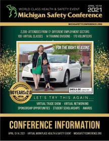 2021 Michigan Safety Conference