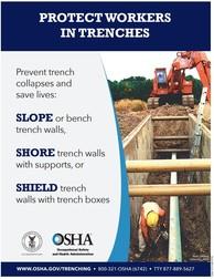 OSHA Trenching & Excavation Safety Initiative