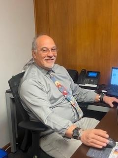 Photo of Dr. Allen