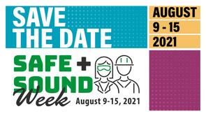 2021 OSHA Safe + Sound Week
