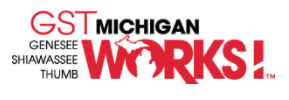 GST Michigan Works logo